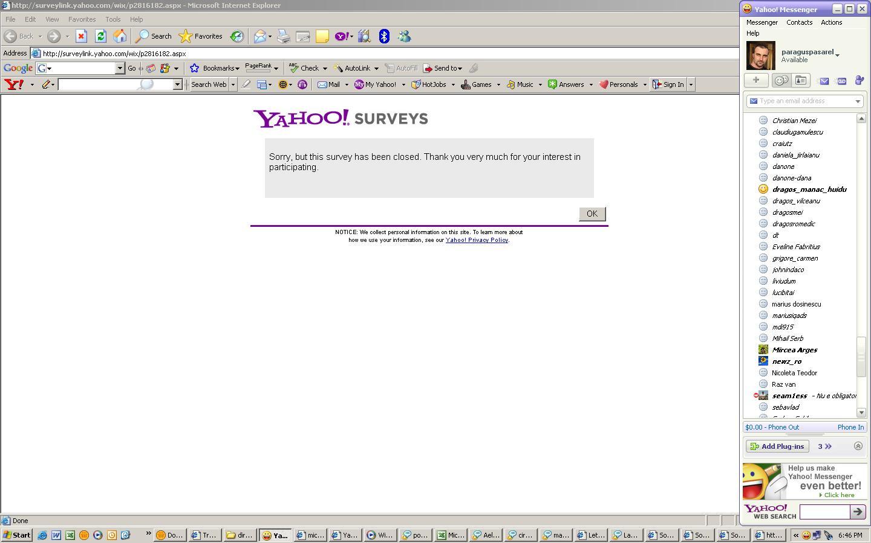 Si Yahoo! mai da gherle